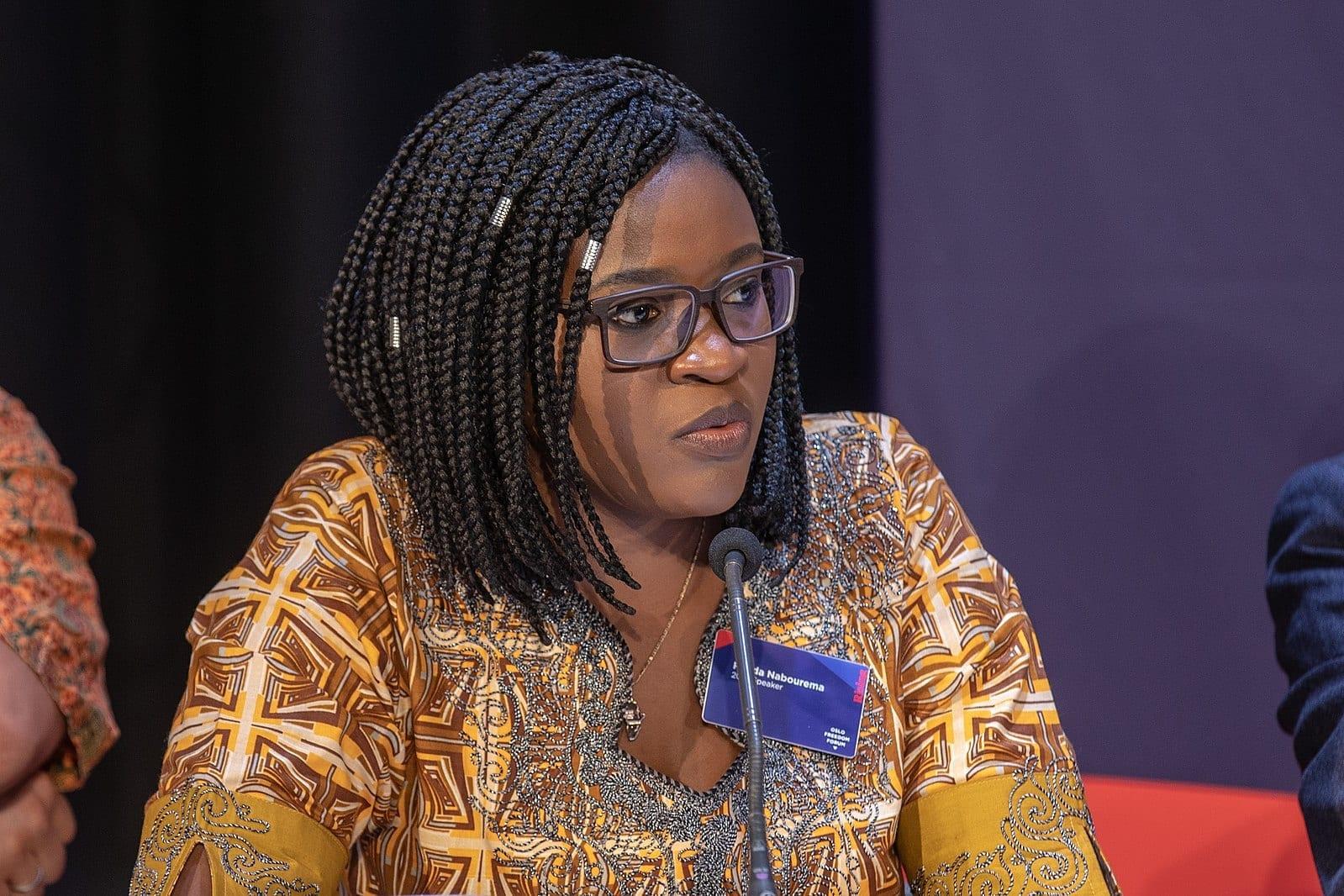 Farida Nabourema renonce officiellement à sa nationalité togolaise