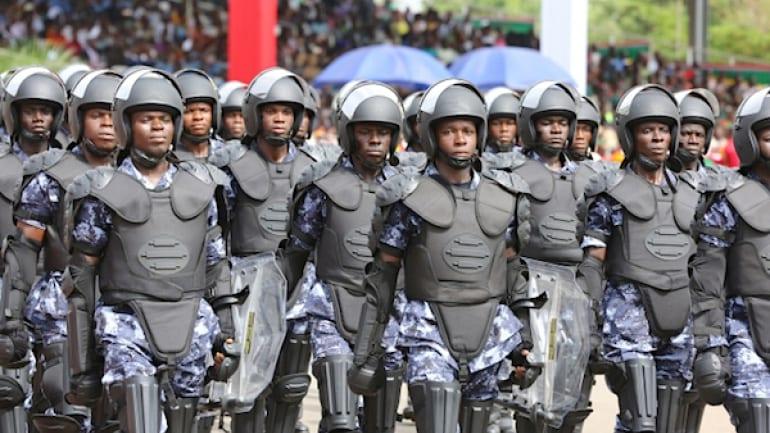 Togo : Plus de 9 000 gendarmes pour assurer le bon déroulement de la présidentielle