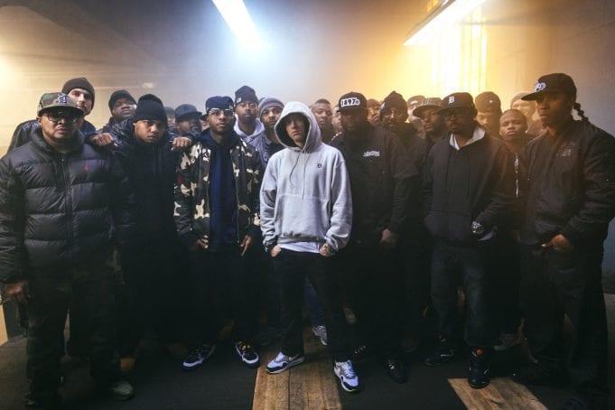 Le rappeur Eminen atteint le milliard de vues avec la vidéo de «Rap God»