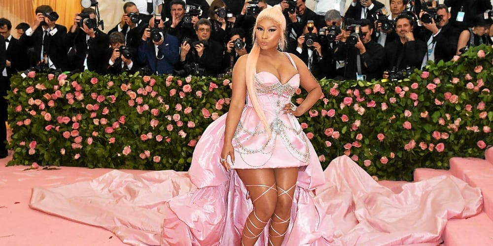 Nicki Minaj reconnue meilleure rappeuse de tous les temps