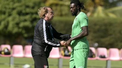 «Pas une régression logique pour Emmanuel Adebayor», dixit Claude Leroy