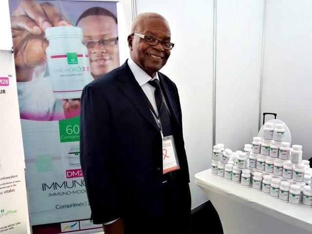 Qui était Donatien Mavoungou, le gabonais ayant inventé un médicament contre le SIDA?