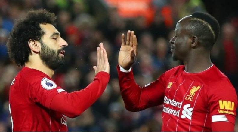Liverpool : Sadio Mané se moque de Mohamed Salah