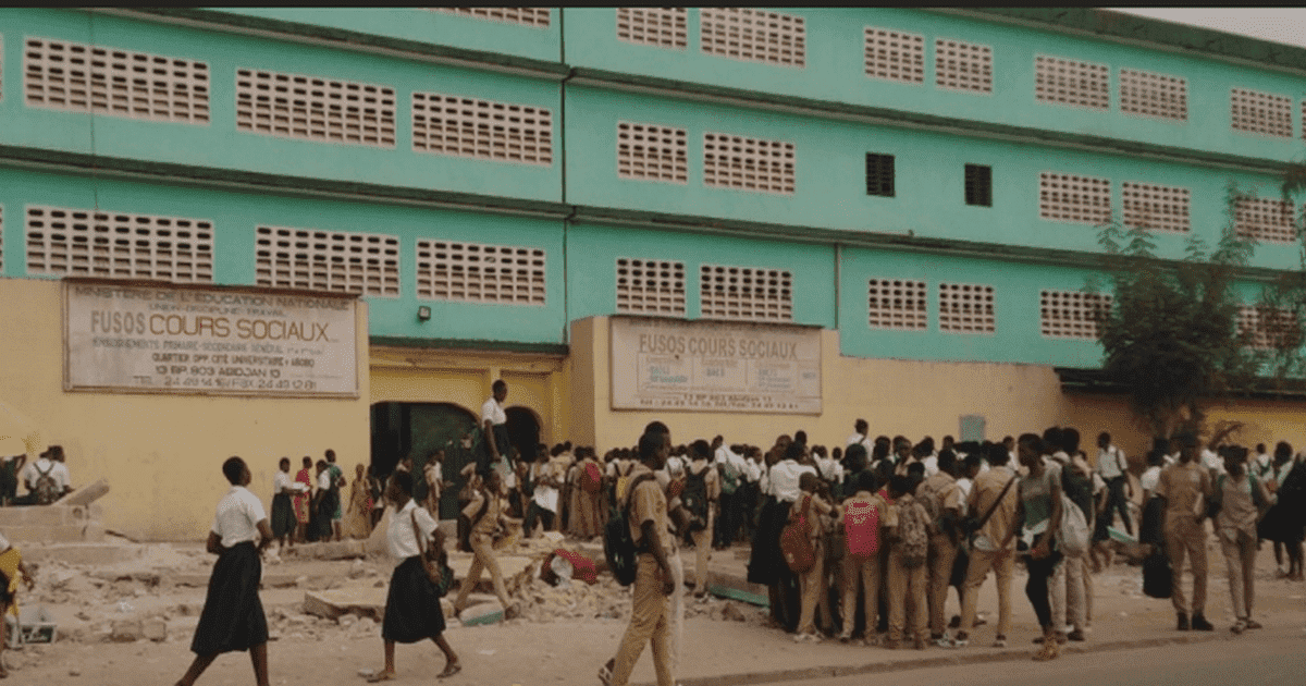 Abobo : Soupçonné de viol sur une élève, un directeur d'école prend la fuite