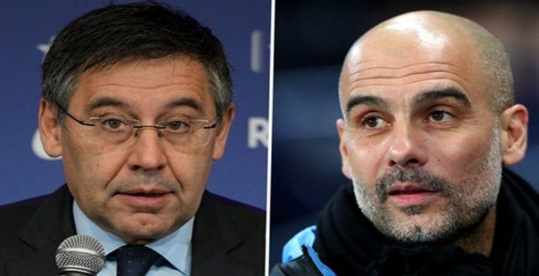 Affaire UEFA-Man City: Pep Guardiola répond sèchement au président du Barça
