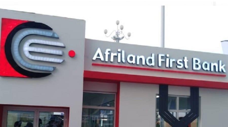 Afriland First Bank Recrute