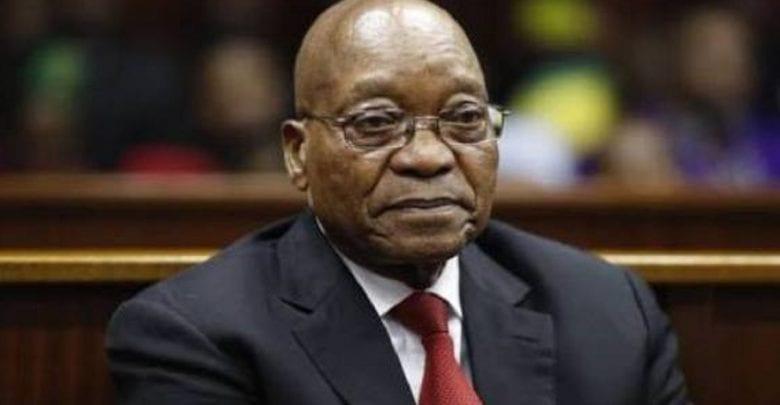 Afrique du Sud: Un tribunal délivre un mandat d'arrêt contre l'ancien président Jacob Zum