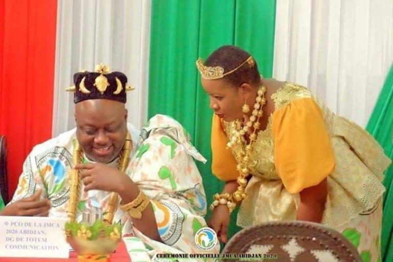 Alafé Wakili: Son épouse, Tata Nahomi, livre des secrets sur leur couple