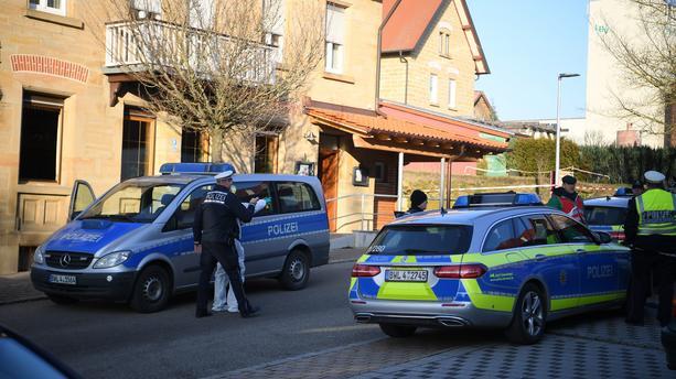 Allemagne: Au moins huit morts dans deux fusillades (Vidéo)