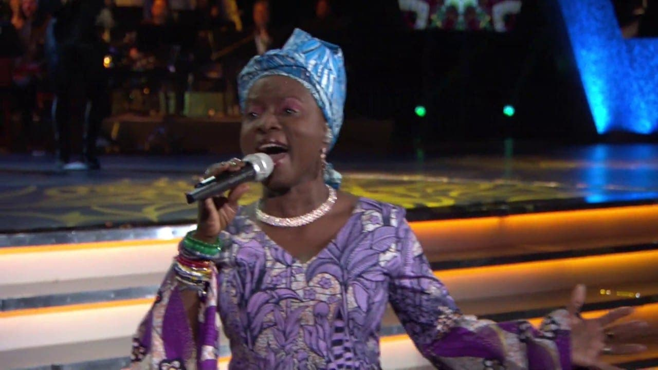 "Angelique Kidjo ""Afirika » 