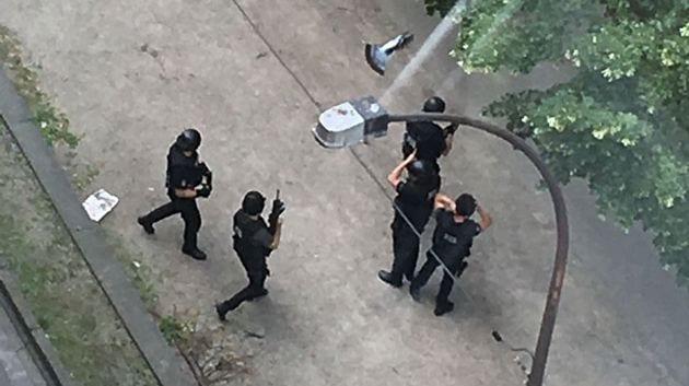 Attaque au couteau en Belgique, le suspect tiré par la police