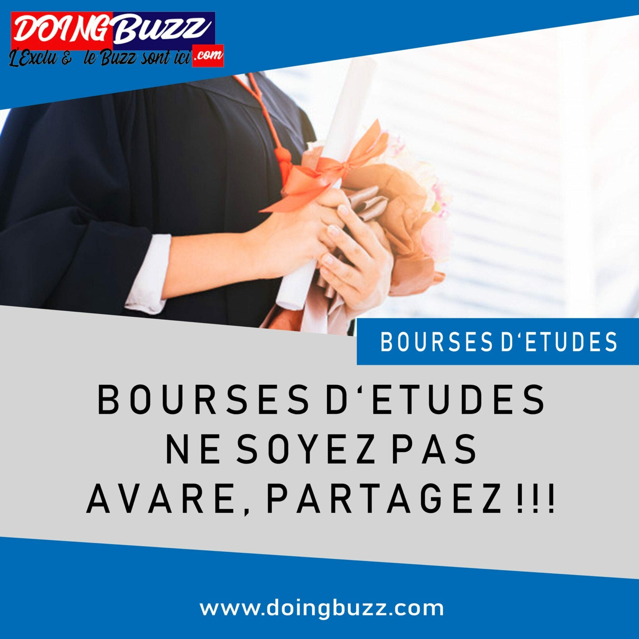 Bourse Master et doctorat en France à l'université du Maine