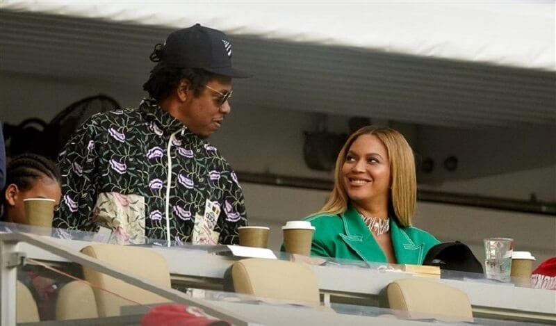 Beyoncé et Jay-Z créent la polémique au Super Bowl 2020