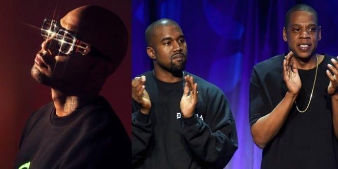 Booba clashe violemment Kanye West, Jay-Z et Drake !