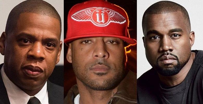 Booba lynché par les internautes après ses propos contre Jay-Z et Kanye West