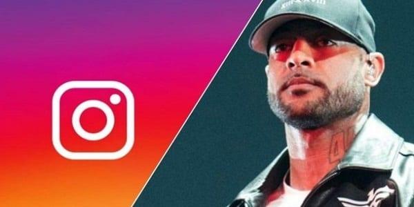 Booba: le rappeur fait son grand retour sur instagram mais…
