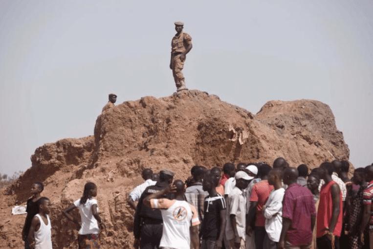 Burkina Faso : première reconstitution de l'assassinat de Thomas Sankara, père de la Révolution
