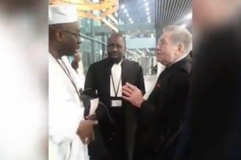 CPI: Le porte-parole de Blé Goudé clashe les avocats de l'État ivoirien