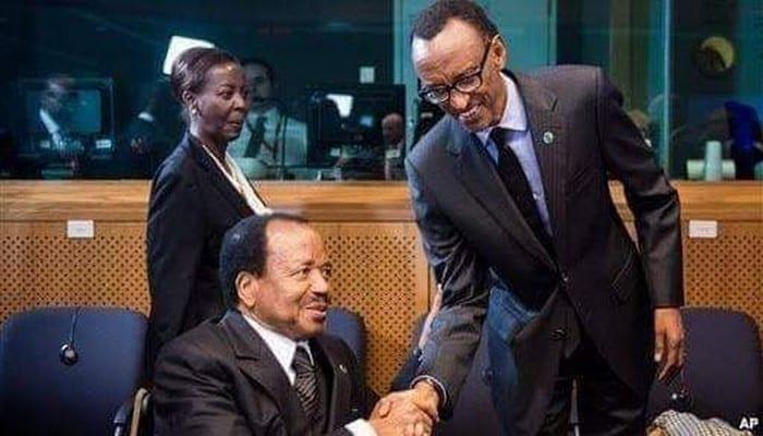 Cameroun: Paul Kagamé veut-il engager un bras de fer contre Paul Biya?
