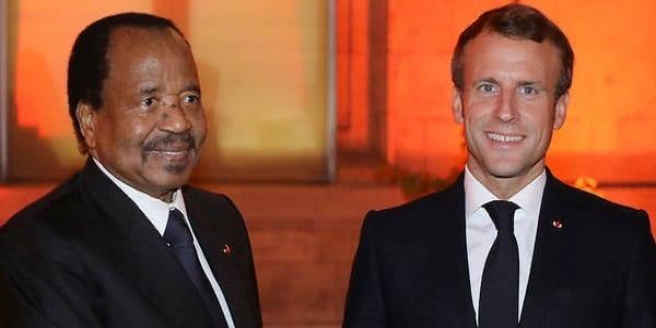 Cameroun/Violation des droits de l'homme : les Camerounais en colère contre la réaction de Macron