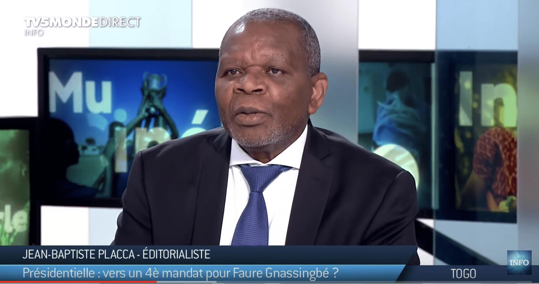 Présidentielle au Togo : Faure Gnassingbé est candidat, il gagnera. Il n'a jamais fait plus de 15%😞