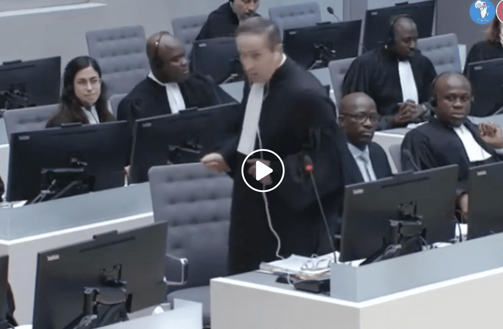 URGENT / Suivez en direct le procès de Laurent Gbagbo et Charles Blé Goude