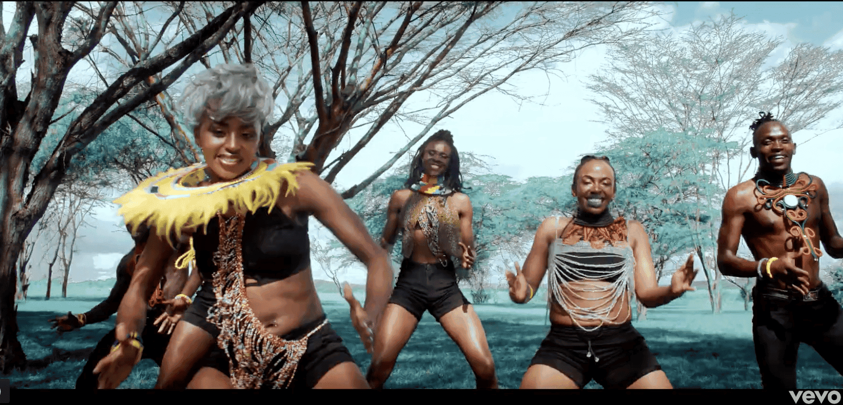 Yemi Alade, Angelique Kidjo – Shekere (Official Video)