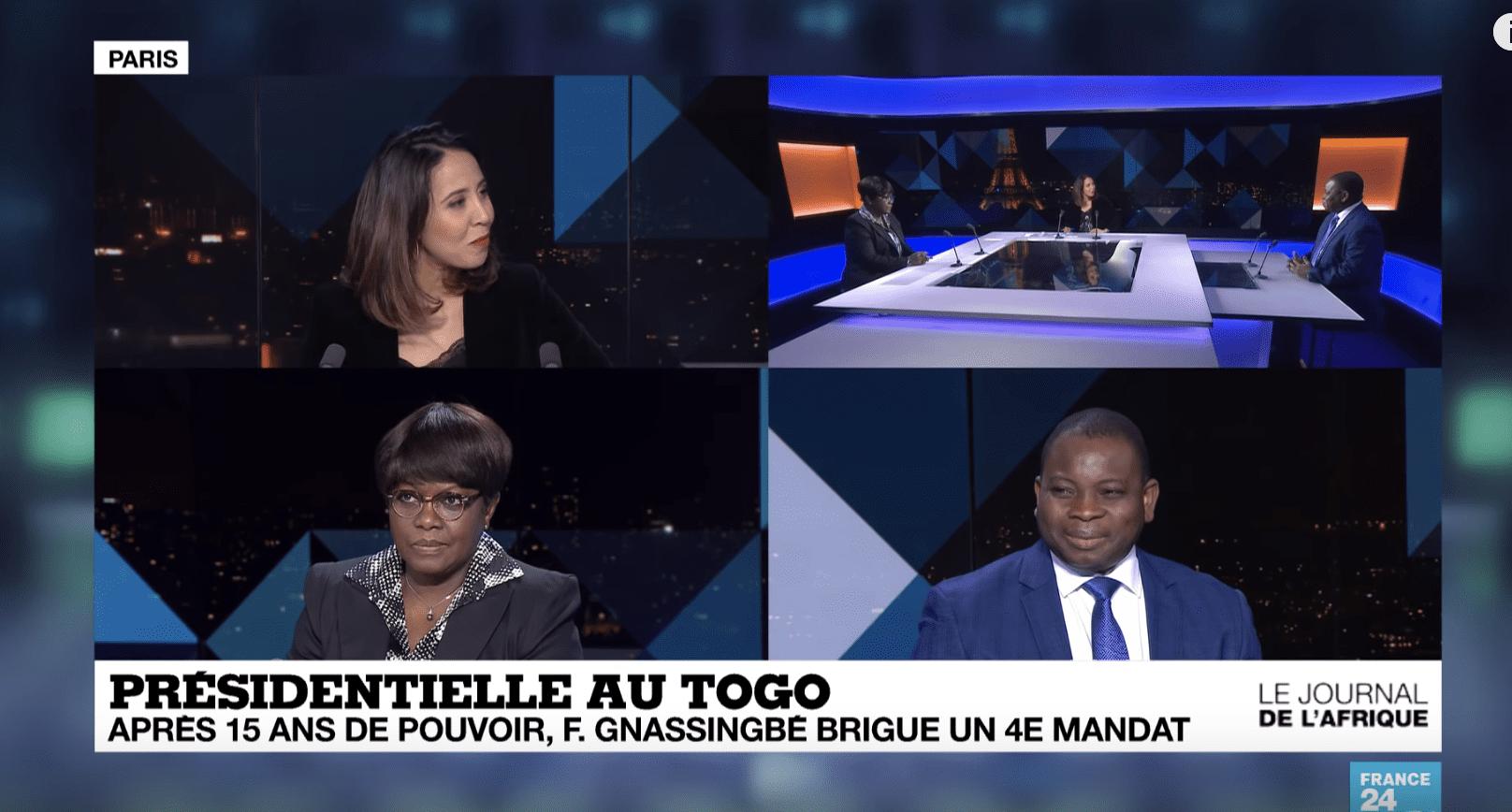 DEBAT: Présidentielle au Togo 2020  après 15 ans de pouvoir, le président sortant brigue un 4e mandat
