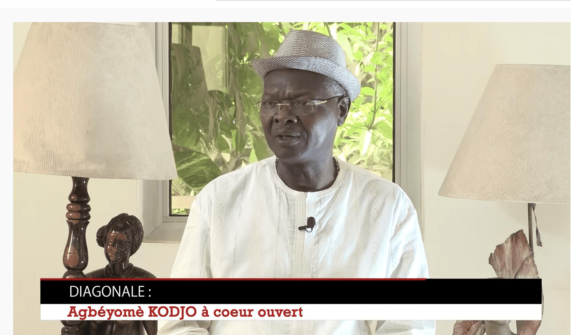 Faure Gnassingbé ne peut pas se déclarer vainqueur de la Présidentielle «Agbéyomé Kodjo»