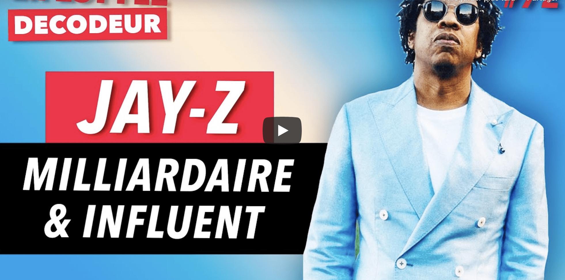 Vidéo : Comment Jay Z est devenu le premier rappeur Milliardaire & le plus Influent ?