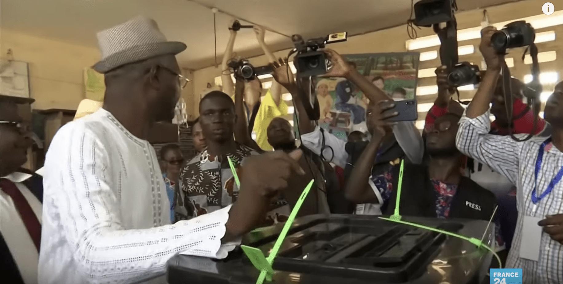 Au Togo, l'élection présidentielle encadrée par un dispositif sécuritaire