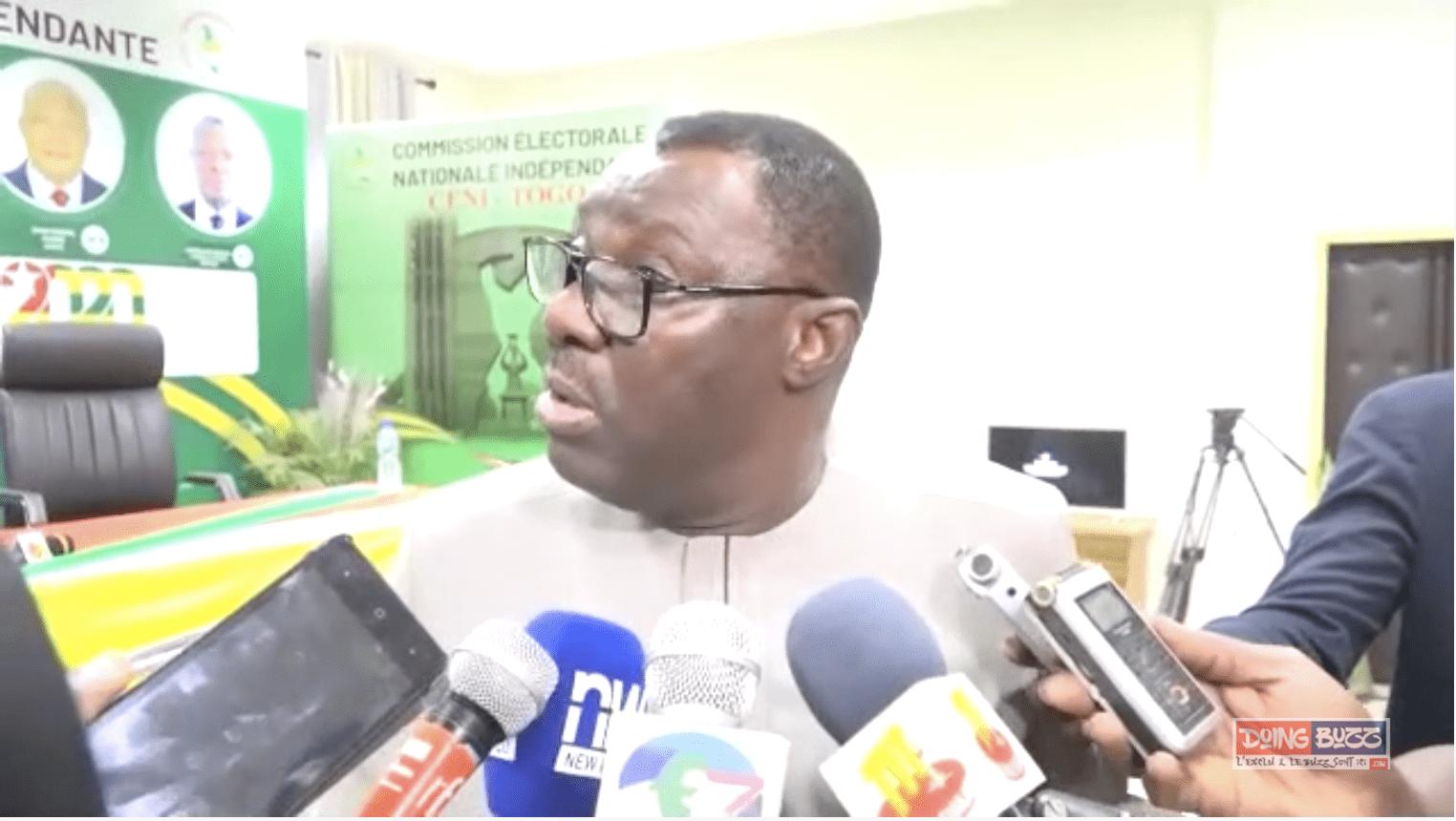 Election Présidentielle du Togo: Abass Kaboua se moque d'Agbeyomé Kodjo