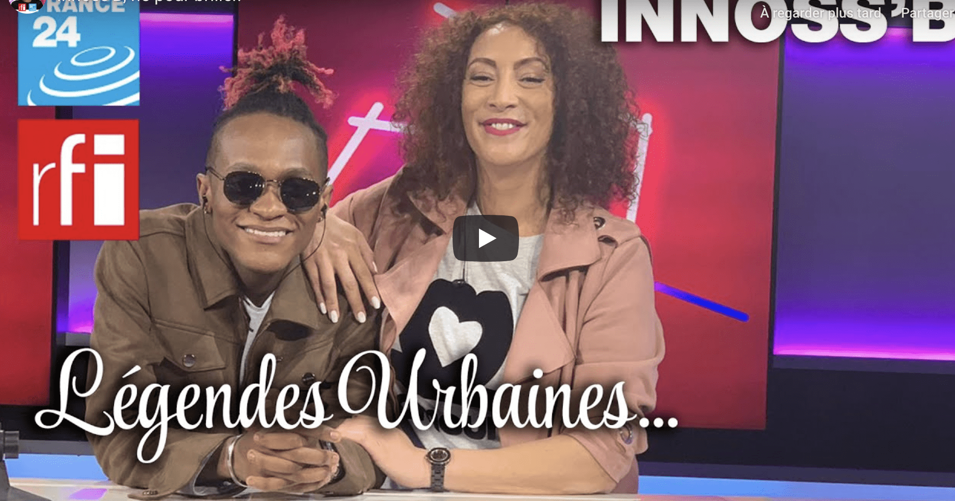 Vidéo : Innoss'b, né pour briller