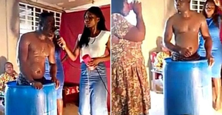 Ce pasteur ghanéen, qui fait boire son eau de bain à ses fidèles, choque sur le web