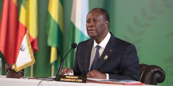 Côte d'Ivoire : Agé de 77 ans, Alassane Ouattara annonce qu'il va confisquer le pouvoir