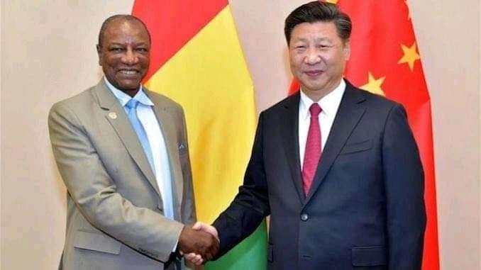 Coronavirus: Alpha Condé se dit prêt à envoyer des experts guinéens pour assister la Chine