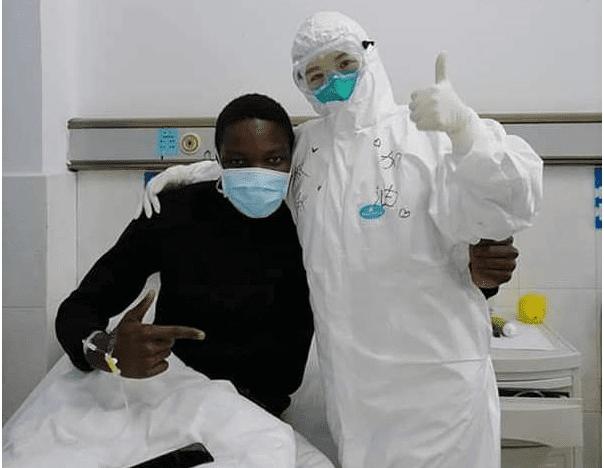 Coronavirus : L'étudiant Camerounais infecté guéri miraculeusement !