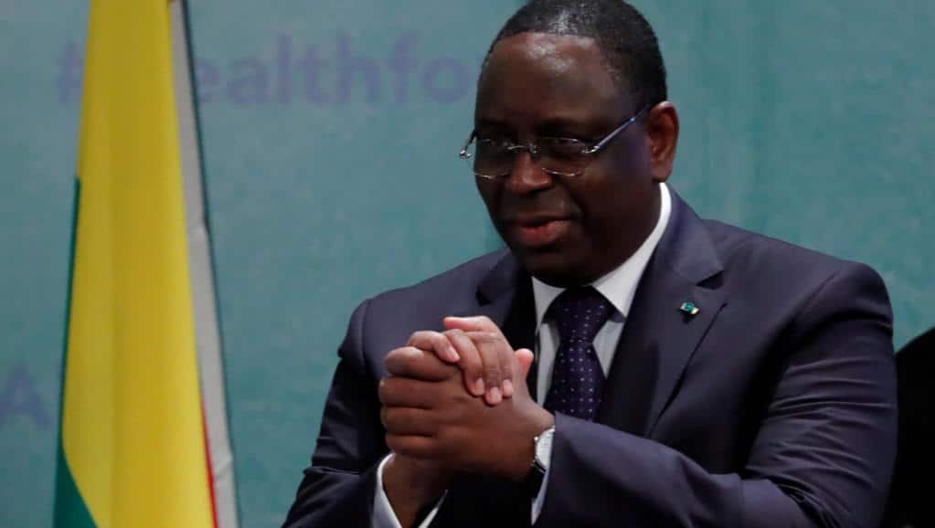 Coronavirus : Macky Sall console les étudiants sénégalais bloqués en Chine