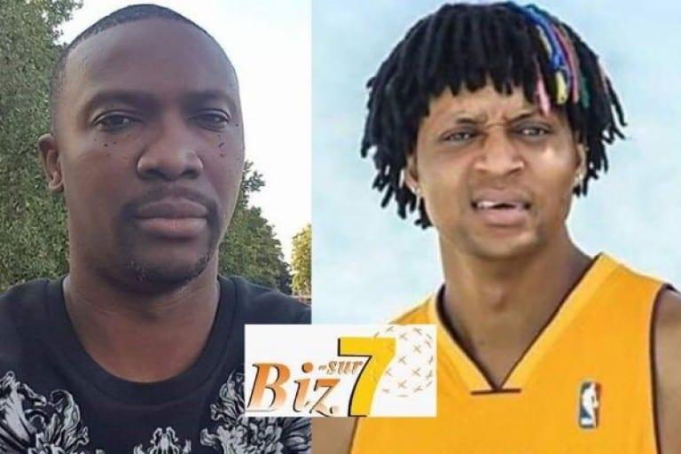 Couper décaler: Décès d'Erickson le Zulu, Safarel Obiang a très peur