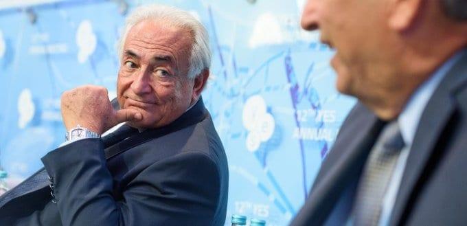 Dominique Strauss Khan a gagné près de 21 millions d'euros en cinq ans