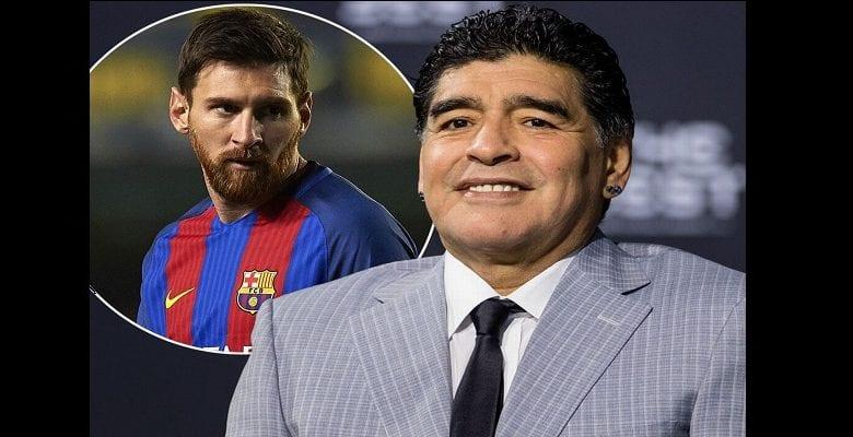 Diego Maradona révèle une chose que Lionel Messi ne pourra jamais faire comme lui