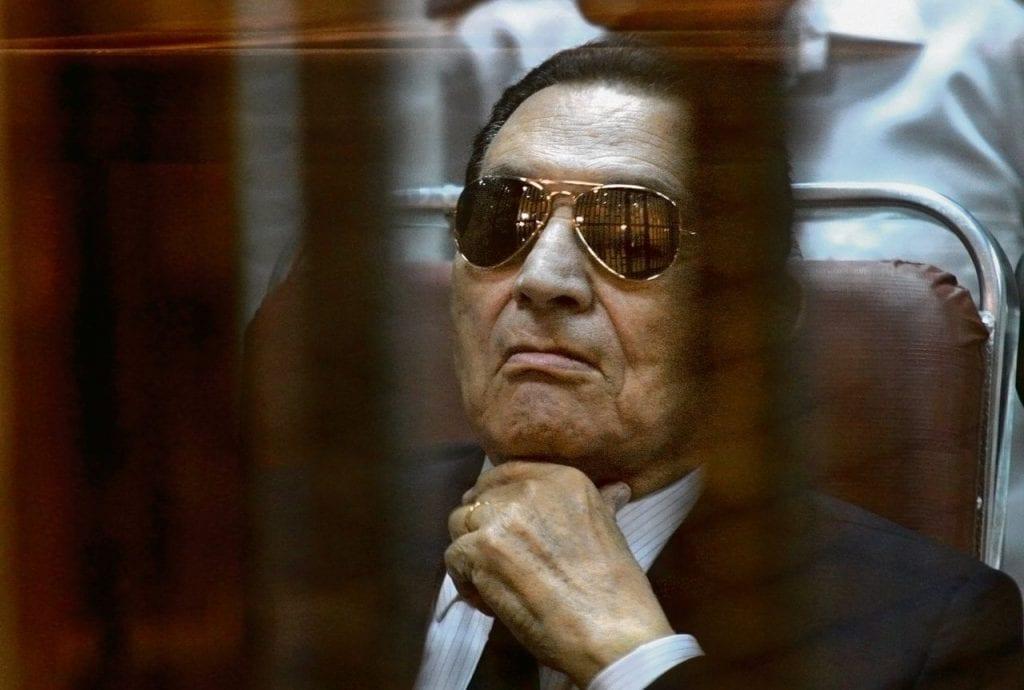 Égypte : l'ancien président Hosni Moubarak est mort à 91 ans