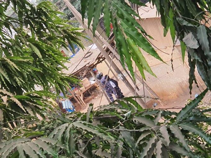 Togo : la maison du candidat Agbeyomé Kodjo, encerclée par des forces de l'ordre