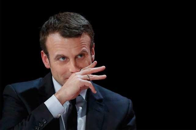 Emmanuel Macron accusé de consommer de la cocaïne, cette vidéo qui l'enfonce