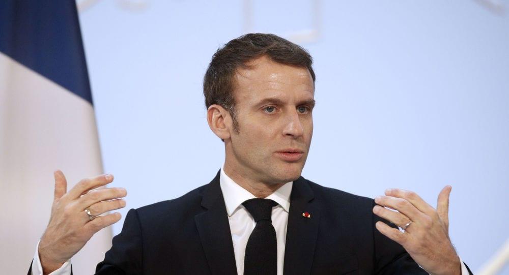 Emmanuel Macron rend public le nombre de têtes nucléaires françaises – vidéo