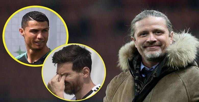 """Emmanuel Petit:""""Messi n'est pas Ronaldo, il est trop faible pour la Premier League"""""""