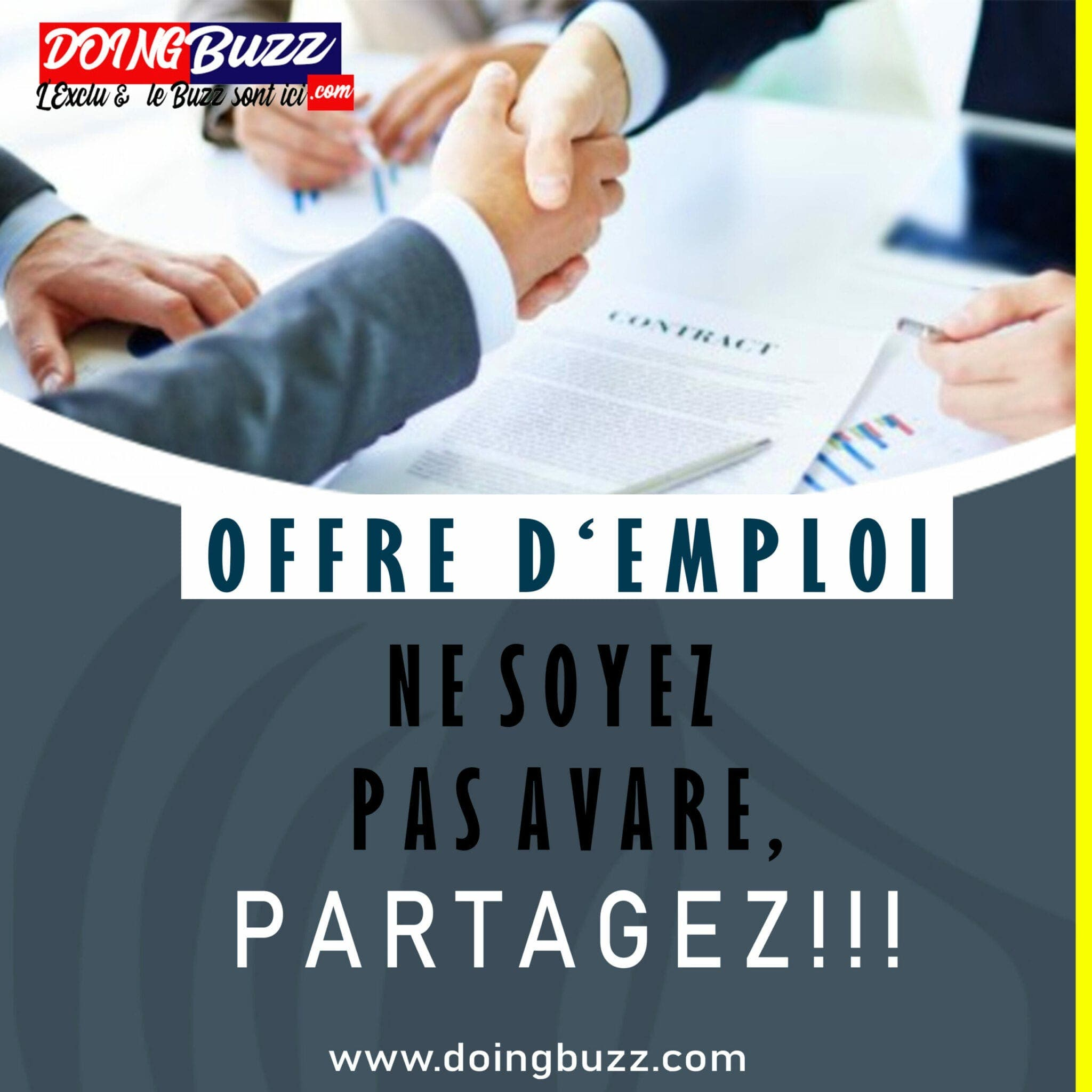 Recrutement de 01 Coordinateur Financier SUPPORT COVID-19 – VOLANT