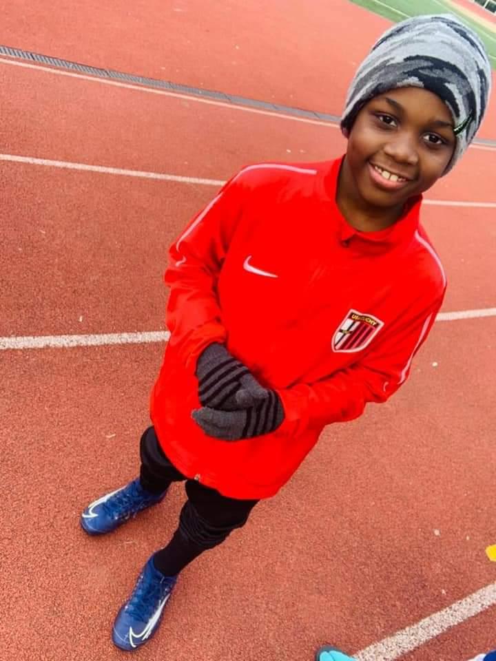 Ezechiel Houon, l'autre fils de Dj Arafat est bien parti pour devenir une star de football et plus