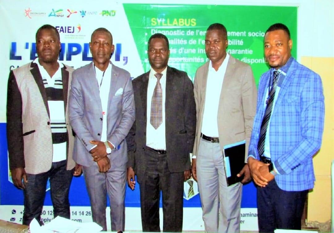 Togo : PND, des jeunes de la Kozah formés aux stratégies de recherche d'emploi