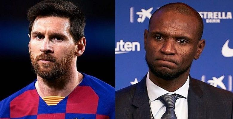 FC Barcelone: Lionel Messi dévoile tout sur son accrochage avec Eric Abidal